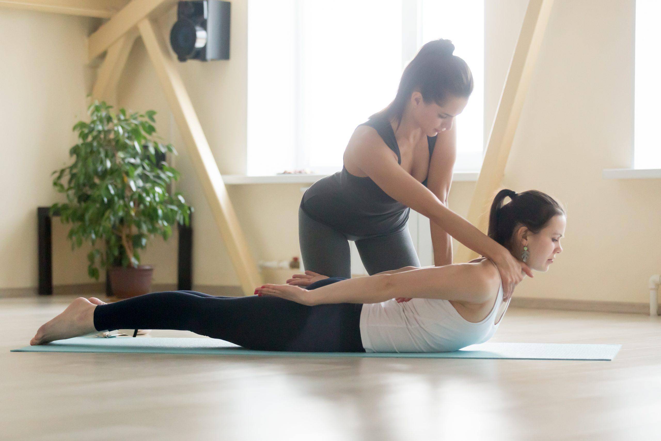 Yoga Personaltraining Tamara Lohr